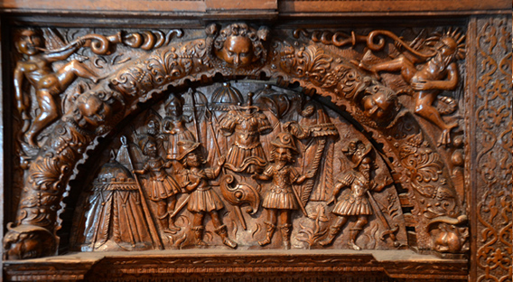 carved-panel